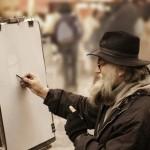 Любовь рисовать