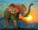 Танцующий слоник